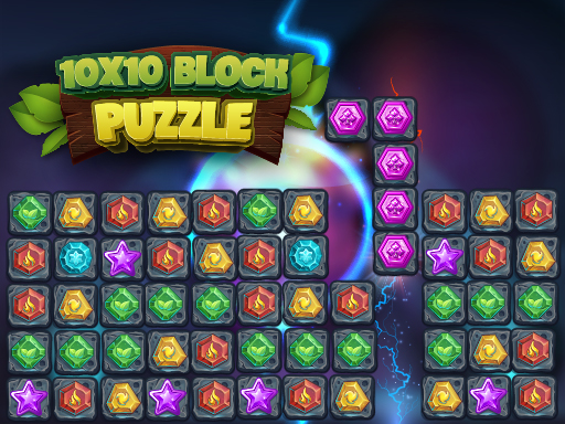 Image 10x10 Block Puzzle