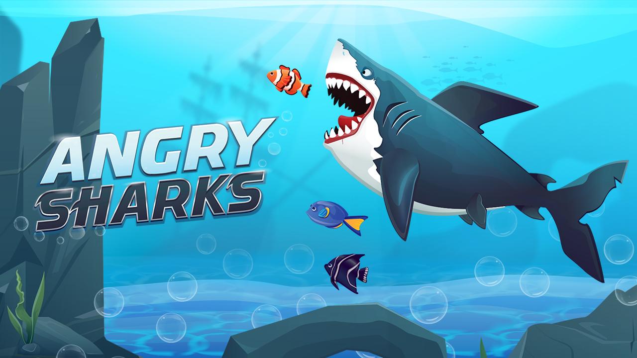 Image Angry Sharks
