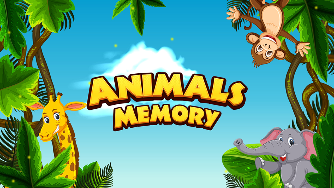 Image Animals Memory
