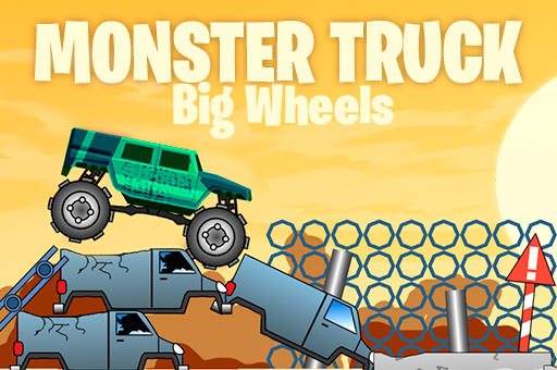 Image Big Wheels Monster Truck