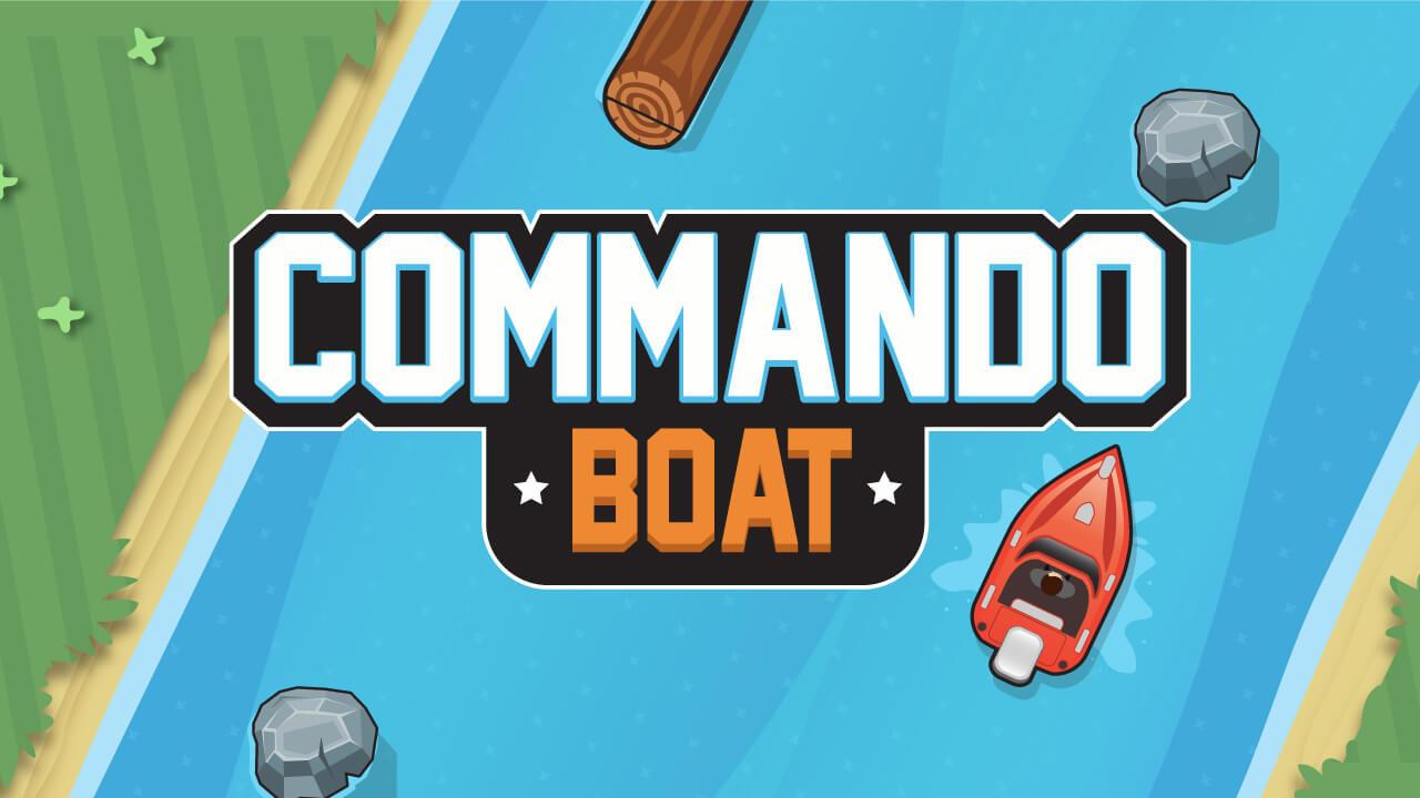 Image Commando Boat