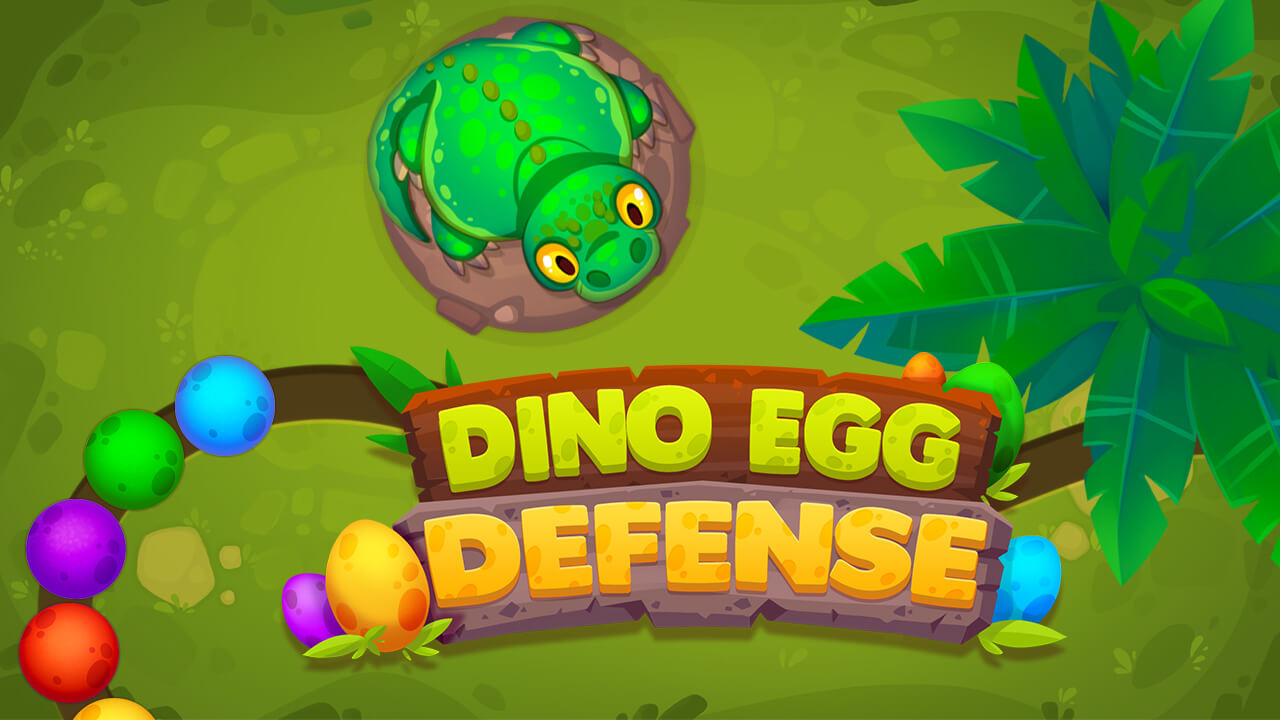 Image Dino Egg Defense