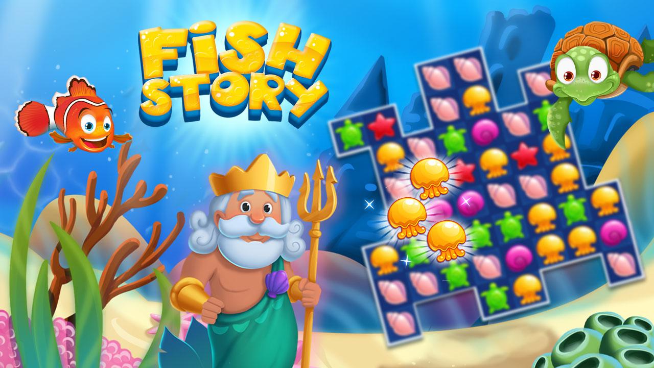 Image Fish Story