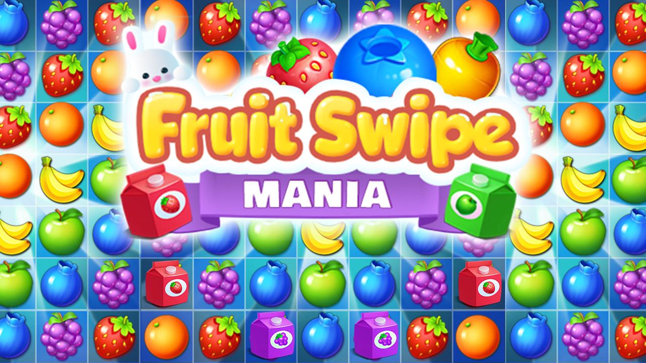 Image Fruit Swipe Mania
