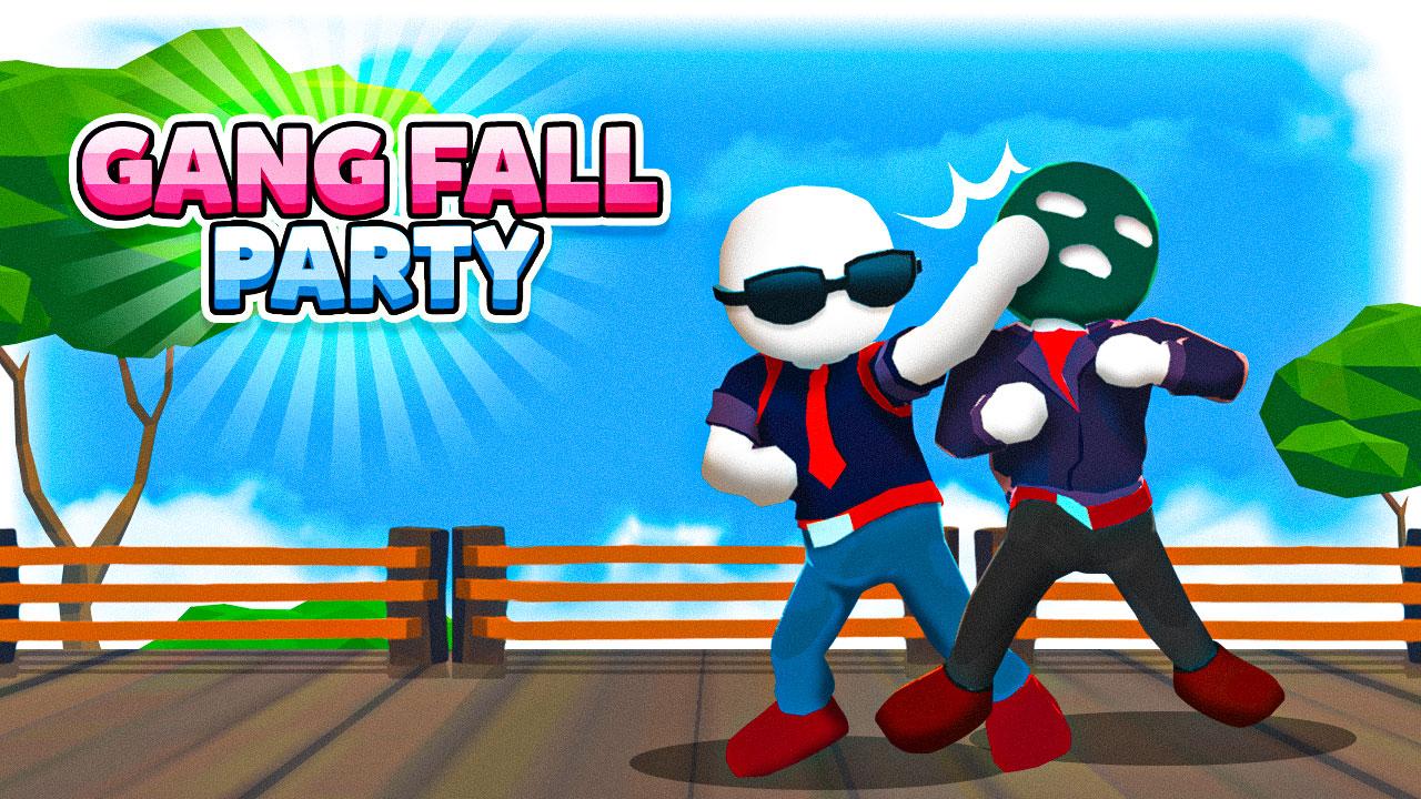 Image Gang Fall Party