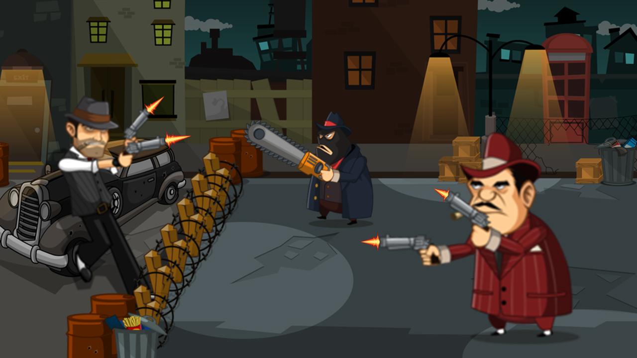 Image Gangster War