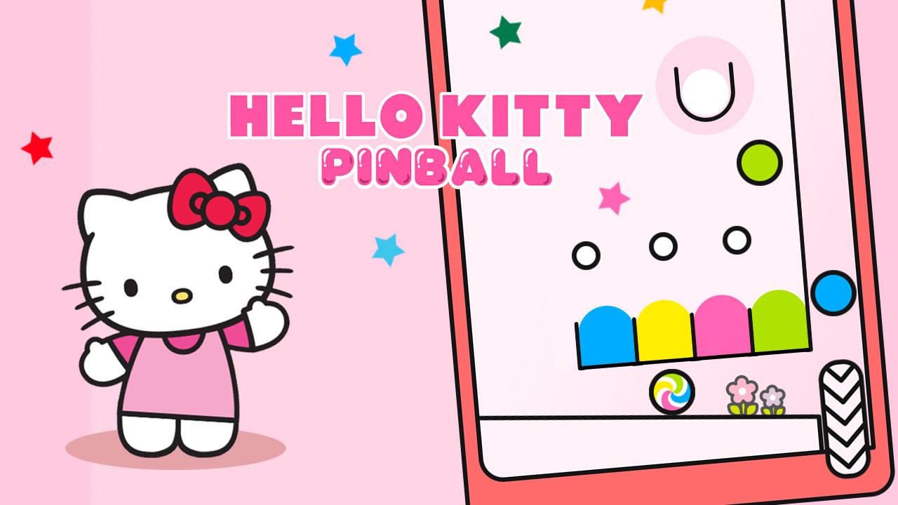 Image Hello Kitty Pinball