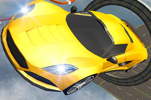 Image Impossible Track Car Stunt