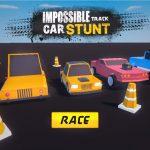 Impossible Tracks Car Stunt