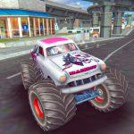 Monster Truck Stunts Free Jeep Racing Games