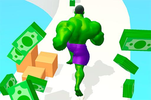 Image Muscle Run