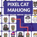 Pixel Cat Mahjong