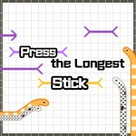 Press the Longest Stick