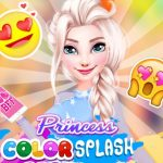 Princess Color Splash Festival