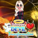 Princess Devil Transformationd