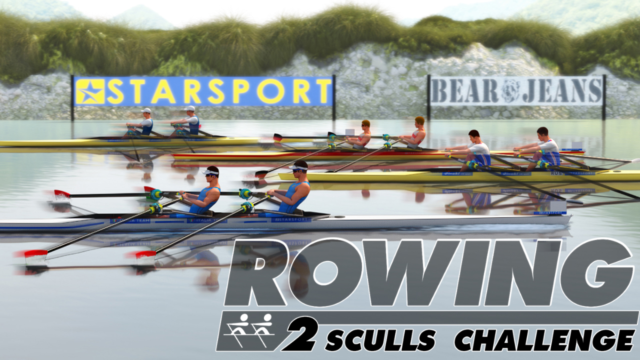 Image Rowing 2 Sculls