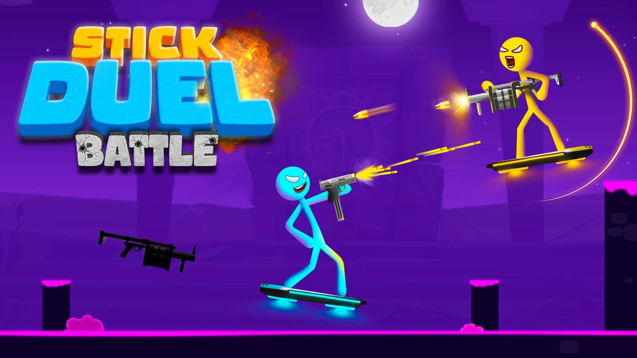 Image Stick Duel Battle