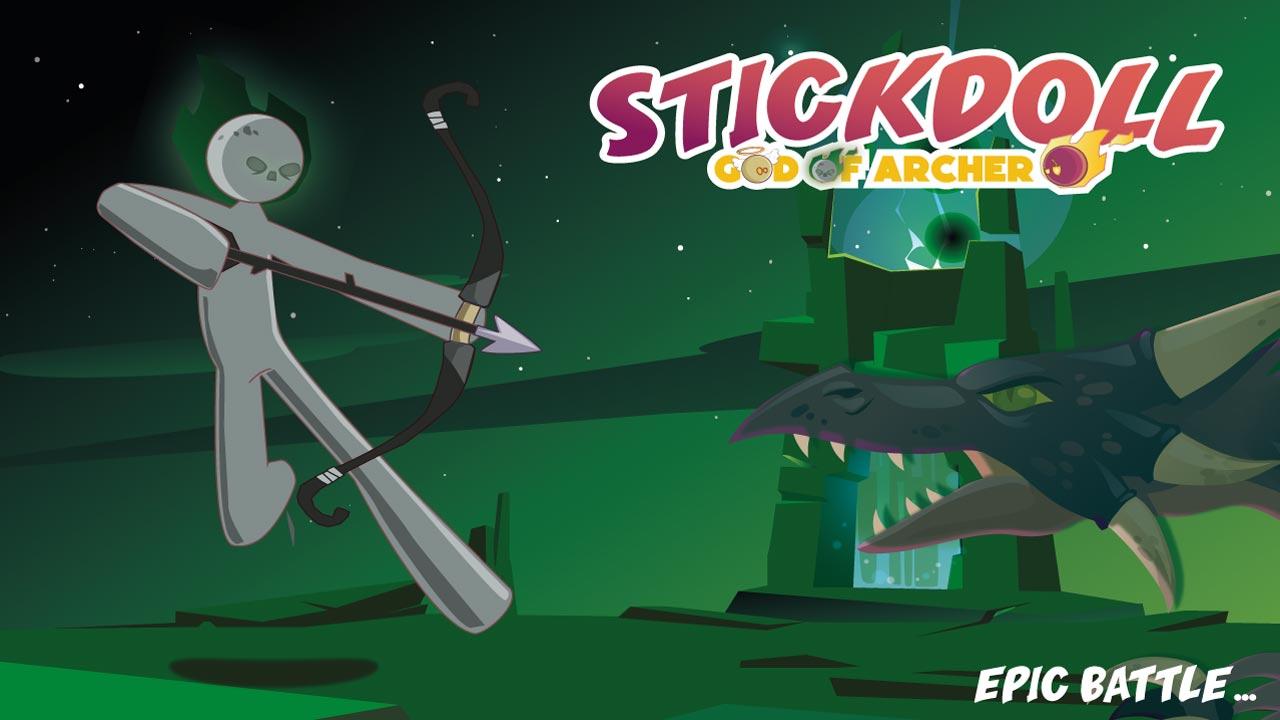 Stickdoll : God Of Archery