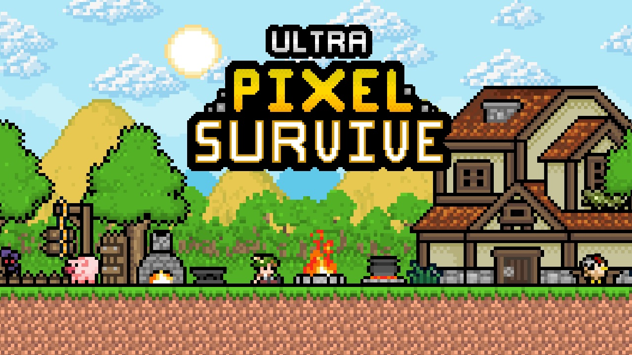 Image Ultra Pixel Survive