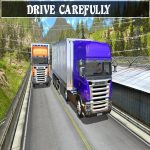 Uphill Cargo Trailer Simulator 2k20