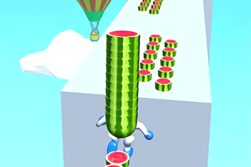 Image Watermelon Run 3D