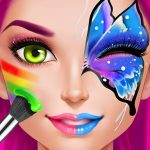 Face Paint Party! Girls Salon