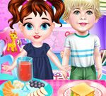 Baby Taylor Caring Story Cooking