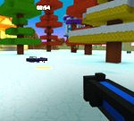 Boom Village – A Minecraft Battlefield