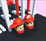 Color Couple Bump 3D