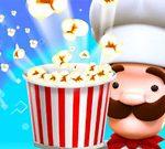 Popcorn Burst 3D
